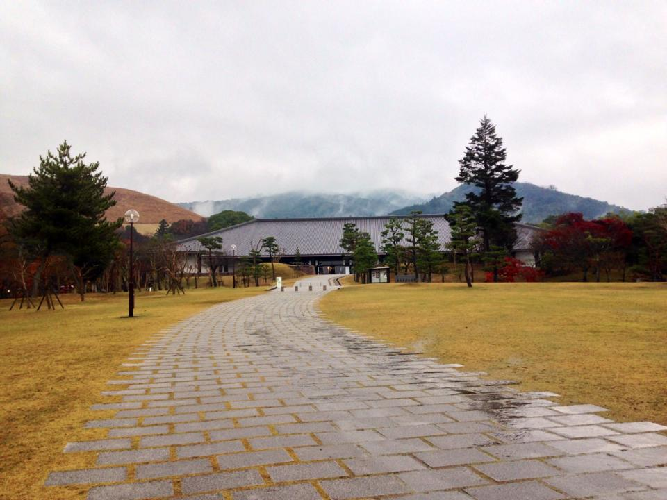 The conference was held at the New Public Hall near Nara Park in Nara, Japan. The location is around 45 minutes from NAIST by train minus the walking.