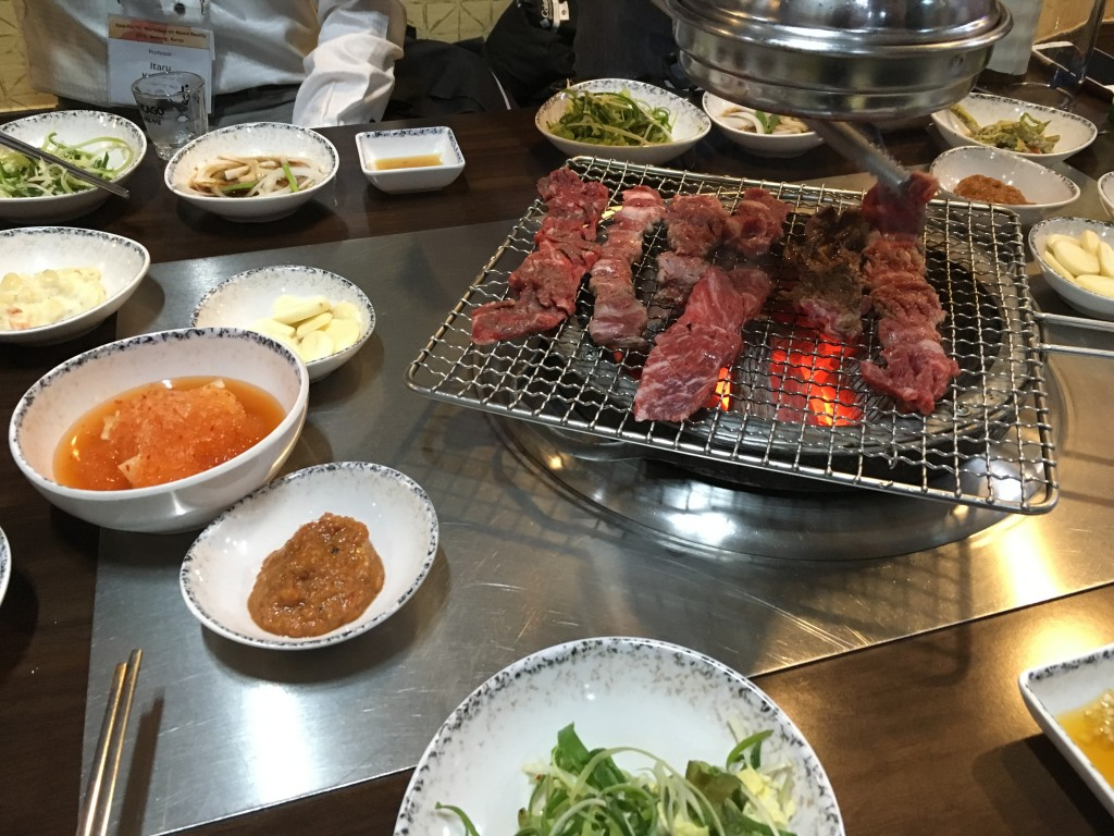 Korean Barbecue