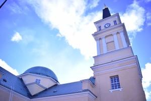 Oulun tuomiokirkko
