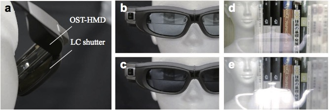 [POSTER] BrightView: Increasing Perceived Brightness in Optical See-Through Head-Mounted Displays